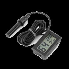термогигрометр метеостанция
